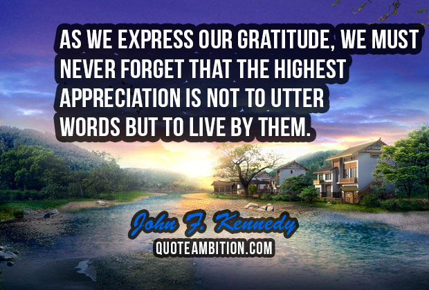 gratitude and grateful quotes