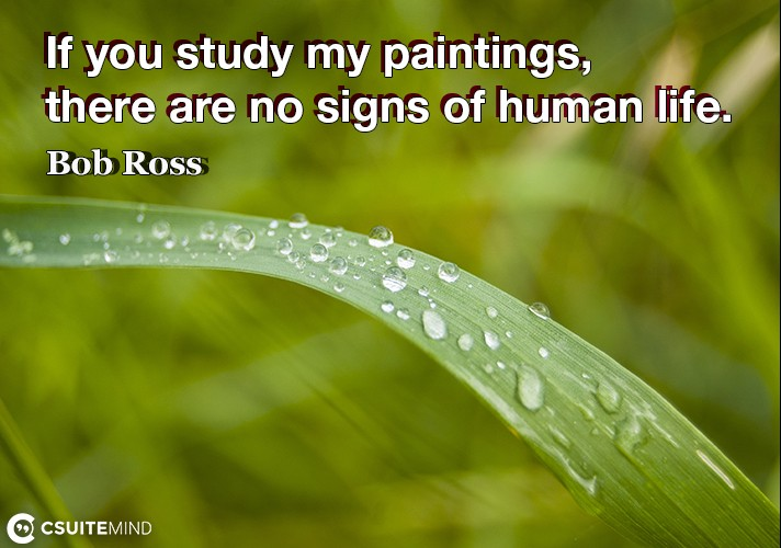 Bob Ross Quotes And Sayings (2)