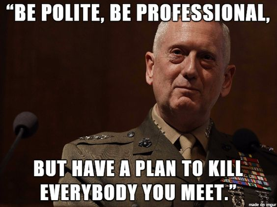 General Mattis Quotes And Sayings (1)