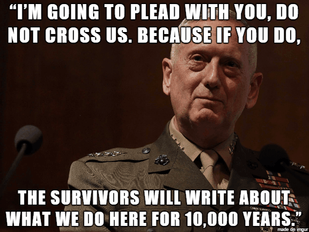 Mad Dog Mattis Quotes And Sayings (1)
