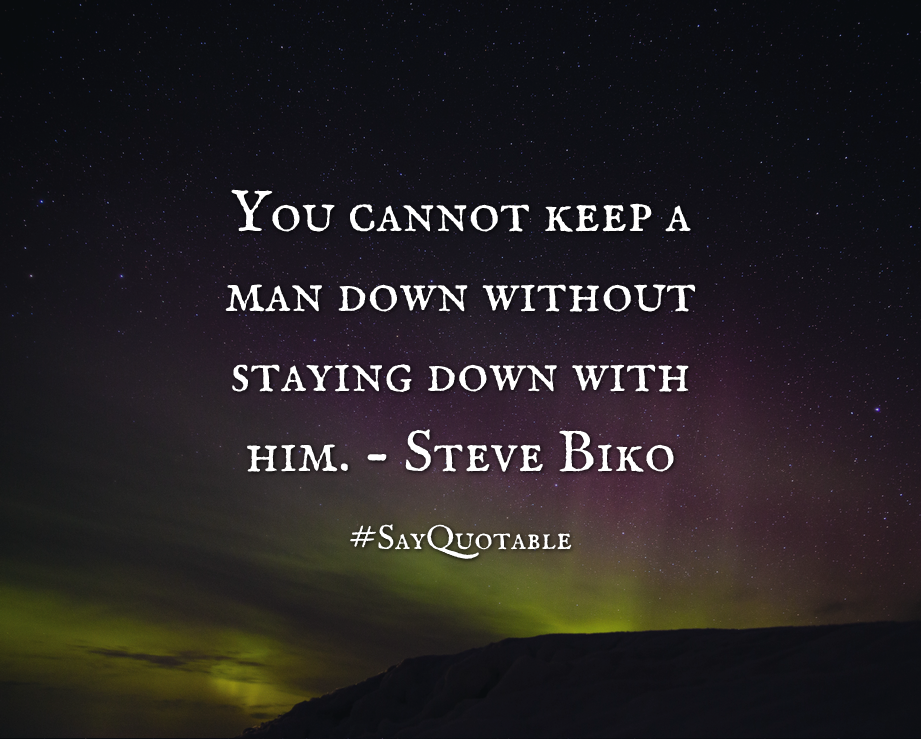 Steve Biko Quotes And Sayings (2)