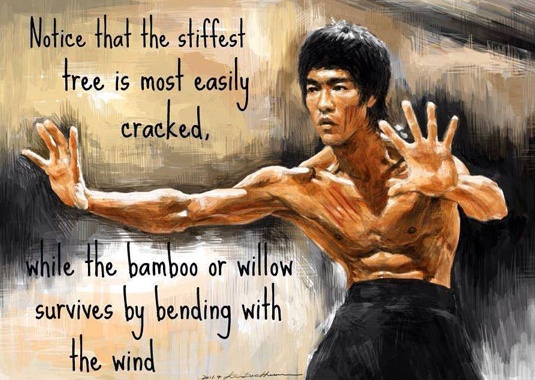 Bruce Lee Quotes And Sayings
