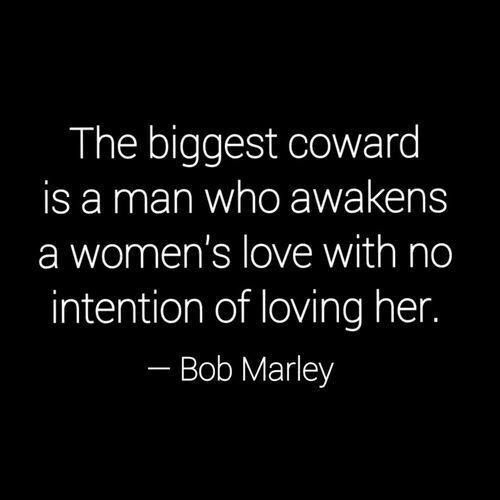bob marley saying