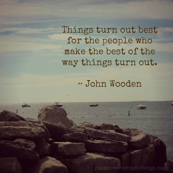 Best John Wooden Quotes