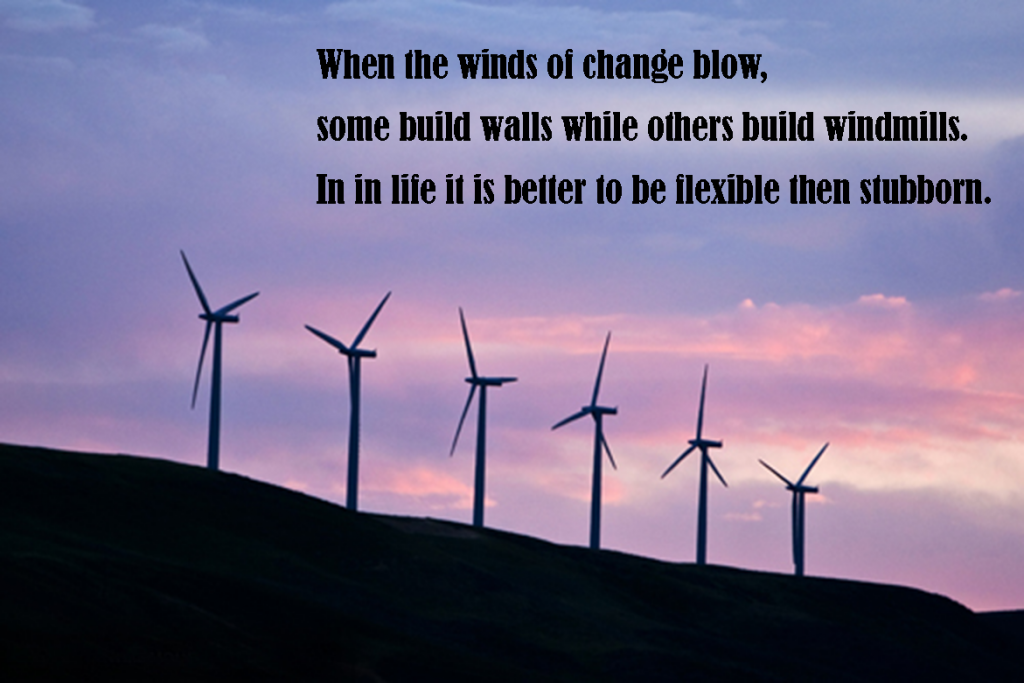 Windmill Sayings And Quotes